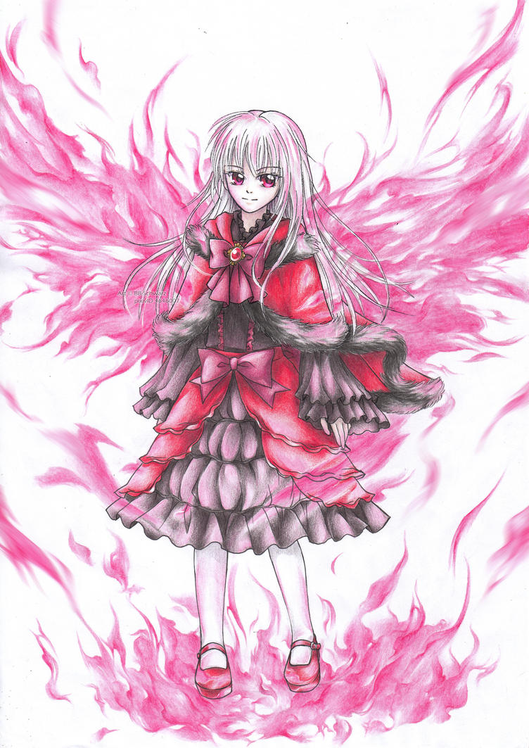 Anna's RED by BB-Schwarz
