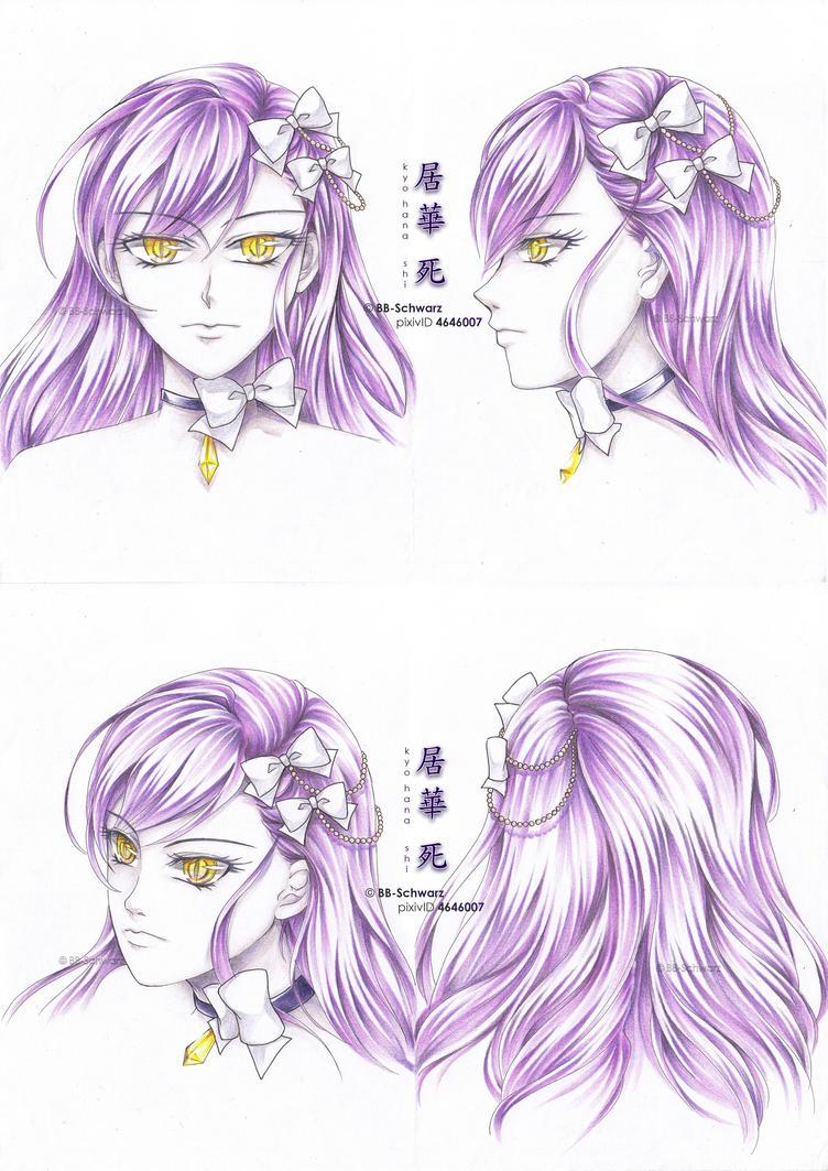 Kyohana Shi - headshots by BB-Schwarz