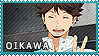 Oikawa Tooru - Stamp by Replica-sensei
