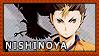 Nishinoya Yuu - Stamp