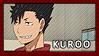 Kuroo Tetsurou - Stamp