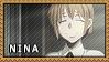 Nina - Stamp by Replica-sensei