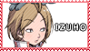 Natsume Izuho - Stamp by Replica-sensei
