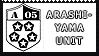 Arashiyama Unit - Stamp by Replica-sensei