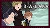 3-A-baka - Stamp by Replica-sensei