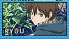 Ryuu - Stamp by Replica-sensei