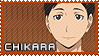 Ennoshita Chikara - Stamp by Replica-sensei