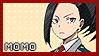 Yaoyorozu Momo - Stamp