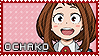 Uraraka Ochako - Stamp by Replica-sensei