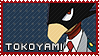 Tokoyami Fumikage - Stamp by Replica-sensei