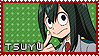 Asui Tsuyu - Stamp by Replica-sensei