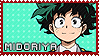 Midoriya Izuku - Stamp by Replica-sensei