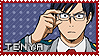 Iida Tenya - Stamp by Replica-sensei