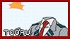Hagakure Tooru - Stamp by Replica-sensei