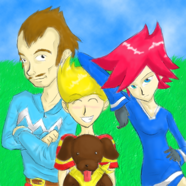 Mother 3 Cast