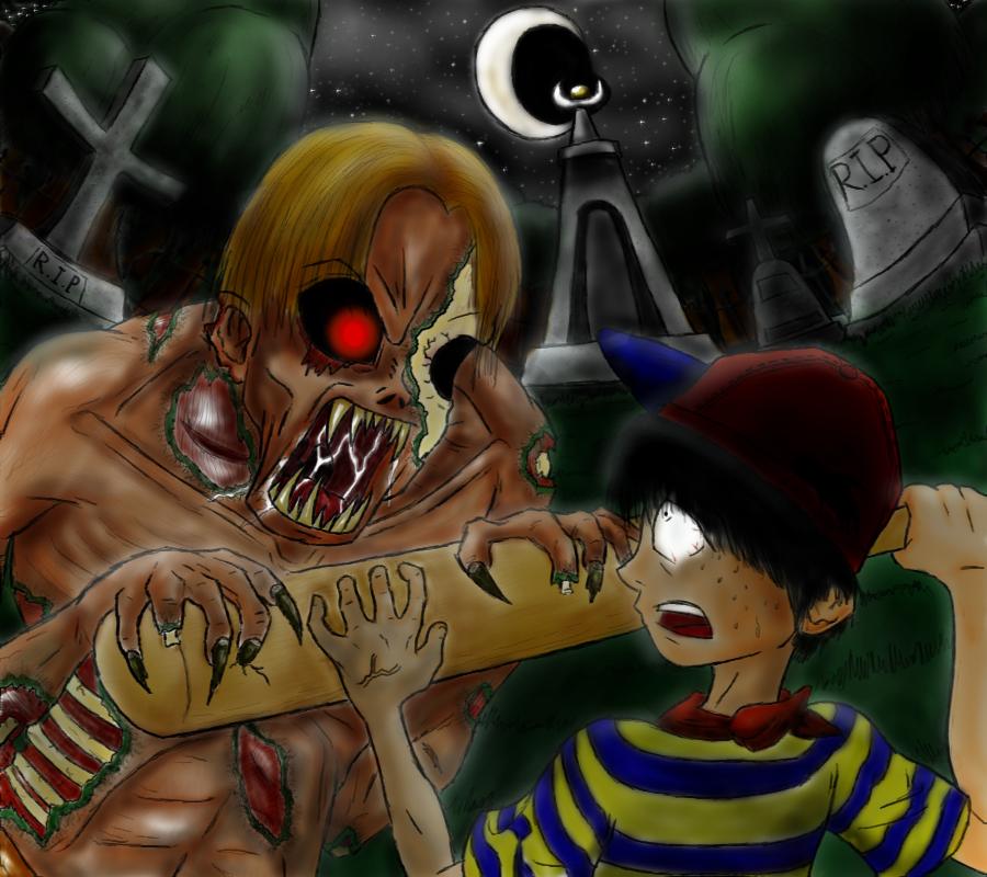 Pseudo Zombie Assult