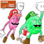 The Super 'Big' Bros.