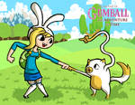 Wind Waker Style Fionna and Cake
