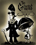 'The Grimms' Character Concept Sketch