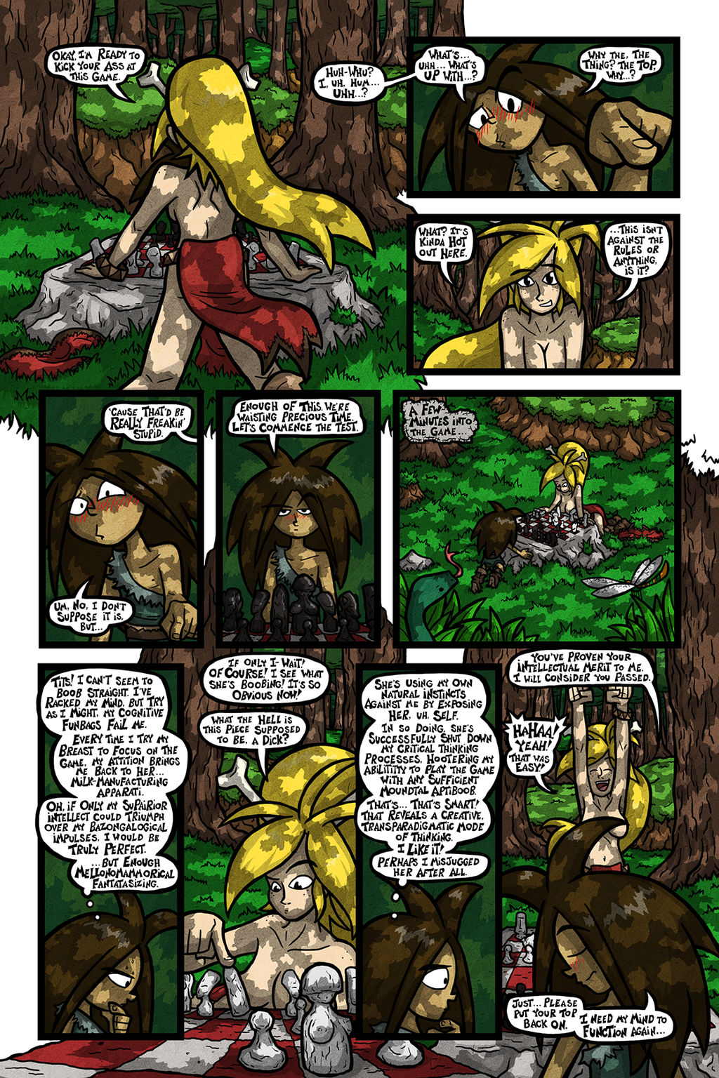 'Stone Punks' - Episode 1, Page 21