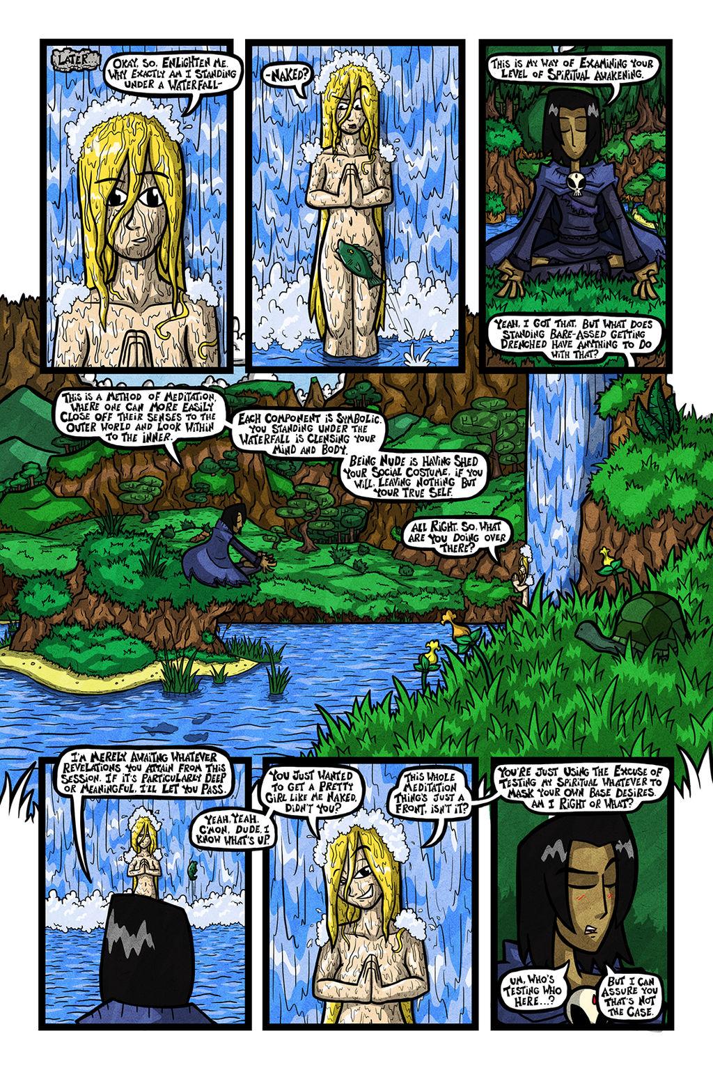 'Stone Punks' - Episode 1, Page 22