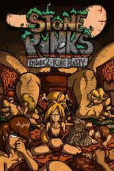 Stone Punks Episode 2 - King Nasty -- Cover