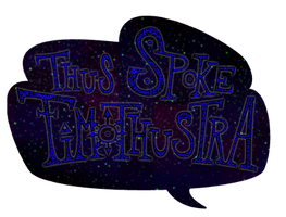 Thus Spoke Timothustra - Logo
