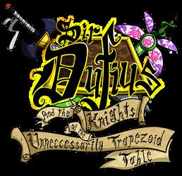 Sir Dufius Webcomic Logo