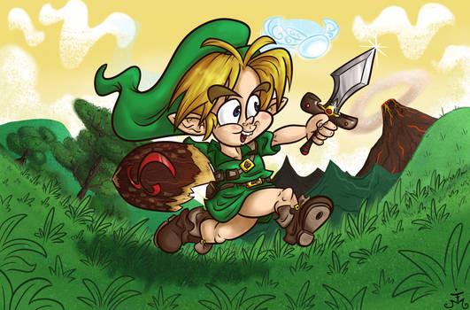 Link's Adventure -- Fixed Version