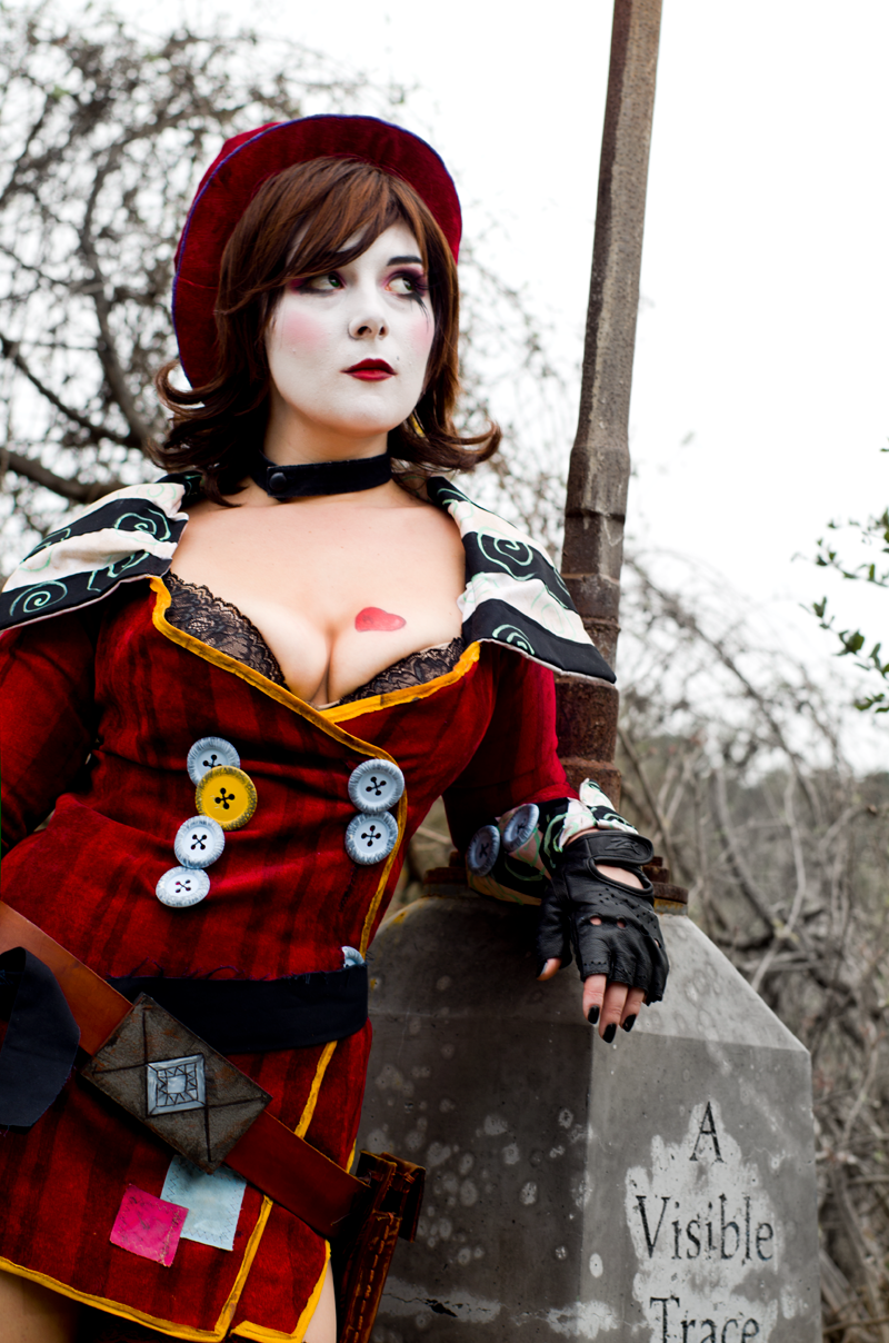 Mad Moxxi - Pick Up Line by DustbunnyCosplay