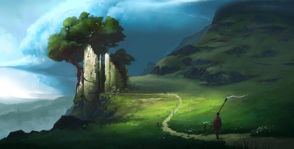 Pilgrimage by LukasBanas