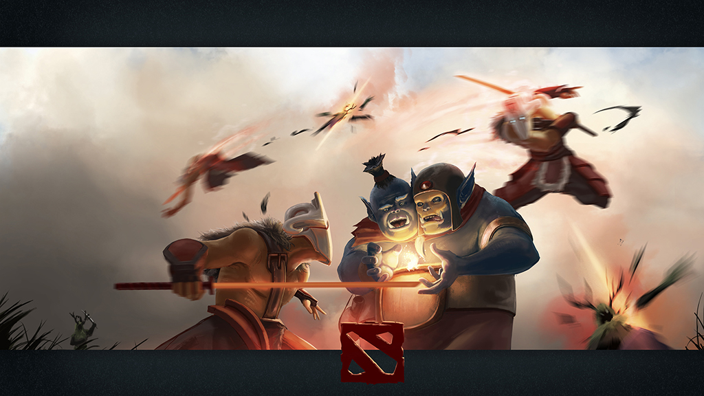 Dota2 Loading Screen 2 by LukasBanas