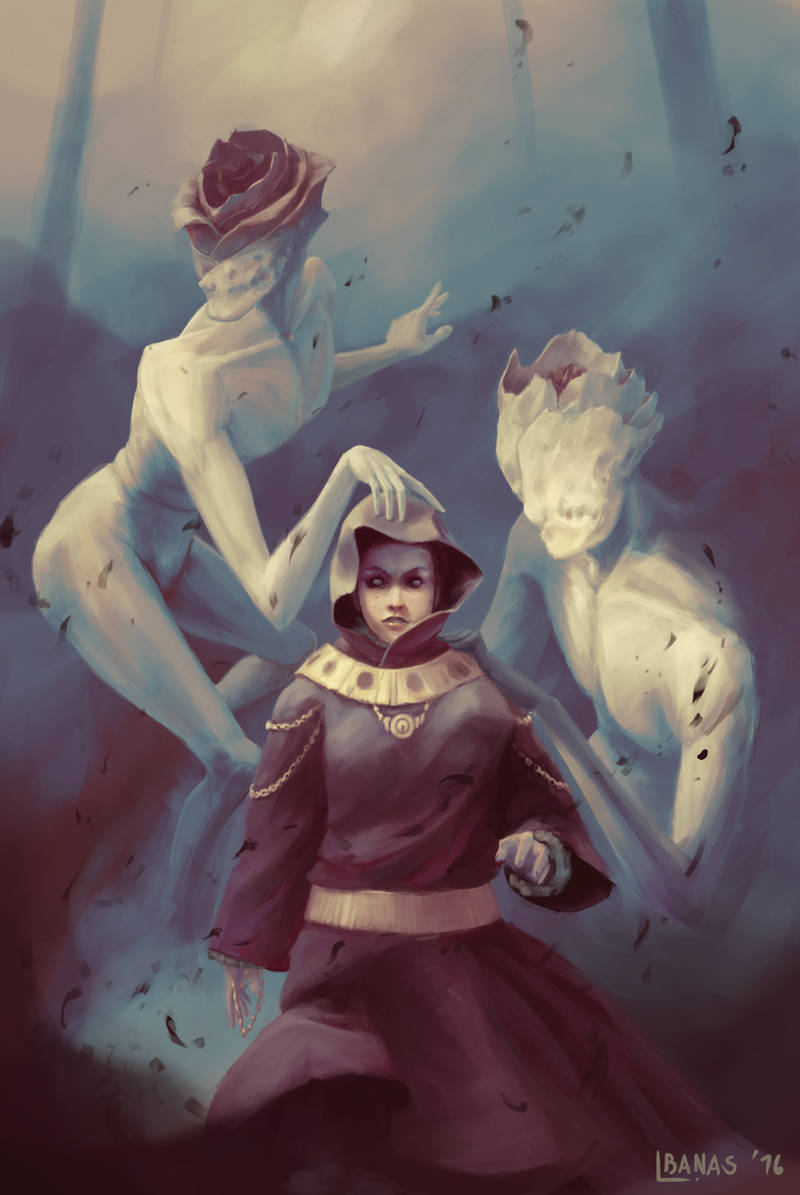 Summoning Demons by LukasBanas