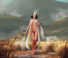Spirit Oracle by LukasBanas
