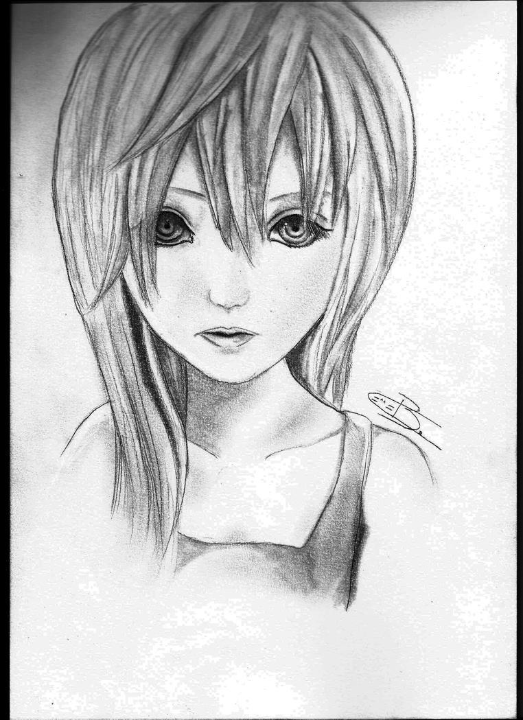 Namine Kingdom hearts by Risu-Draw on DeviantArt