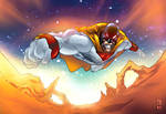 SPACE GHOST GIFT