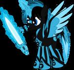Gift - Blue Wisps