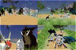 Last Moon (MMORPG) Myz's Birthday by RakshaWw