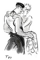 Jeeves and Wooster by TRURURU-Matthew