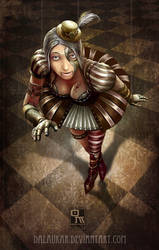 Carnival of shadows by Dalaukar