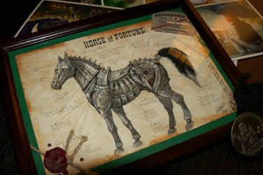 Horse of Fortune by Dalaukar