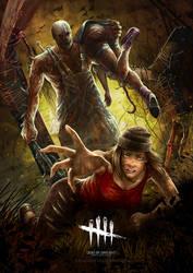 Trapper`s Hunt by Dalaukar