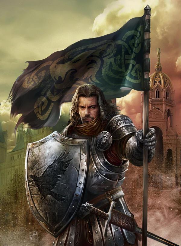 Black Guard by Dalaukar