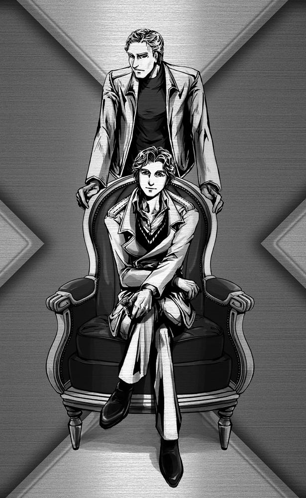 X-Men First Class cover by arashicat