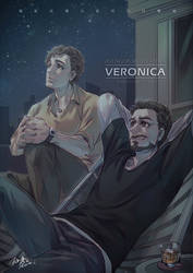Veronica-Avengers fan fiction Science Bros only