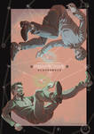Avengers Science Bros new fan comic