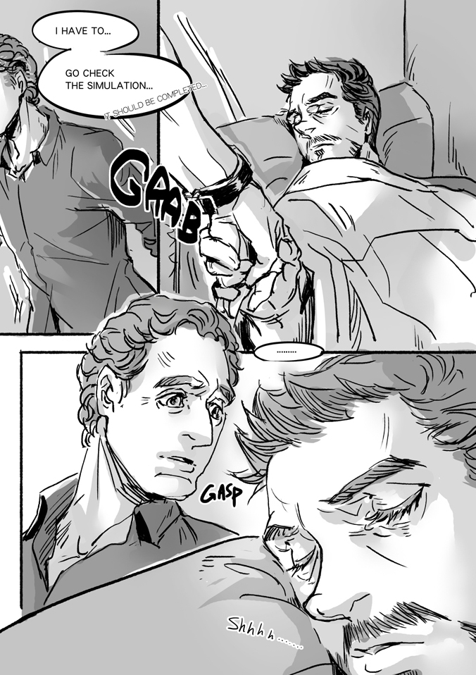Night-night, Tony.-Page 11 by arashicat