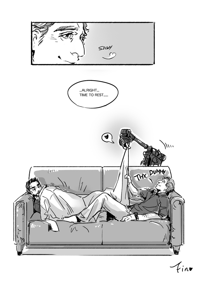 Night-night, Tony.-Page 12 by arashicat