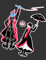Yondu is Mary Poppins by arashicat