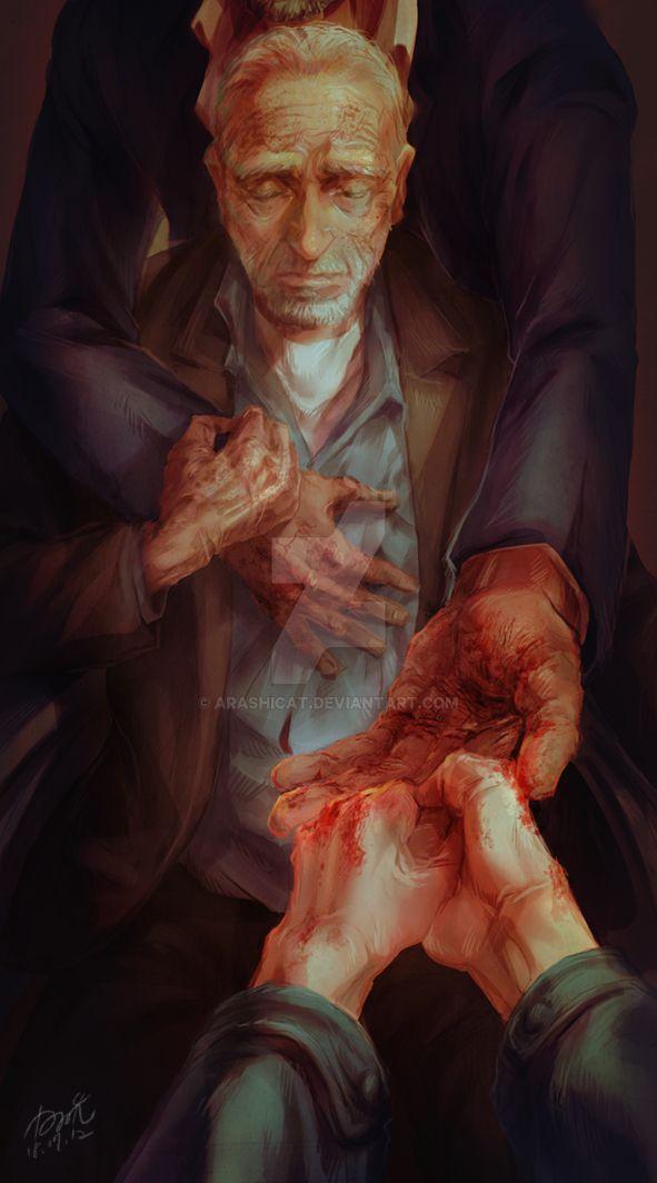 Logan by arashicat
